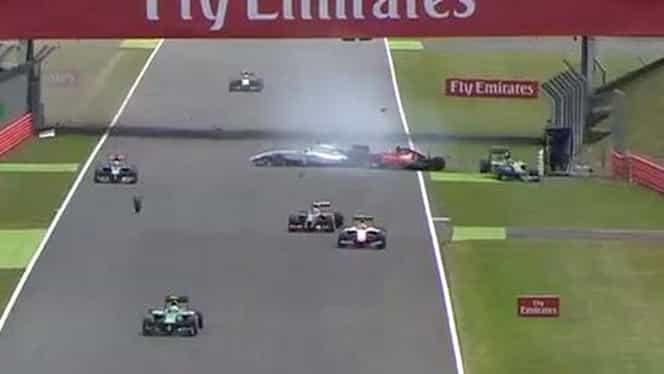 VIDEO / Accident GRAV în Formula 1! Raikkonen a fost dus la SPITAL!