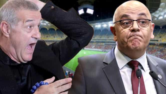 """Gigi Becali, criză de nervi după ce a aflat că vor fi spectatori la Euro: """"Suntem sclavii lui Arafat"""""""