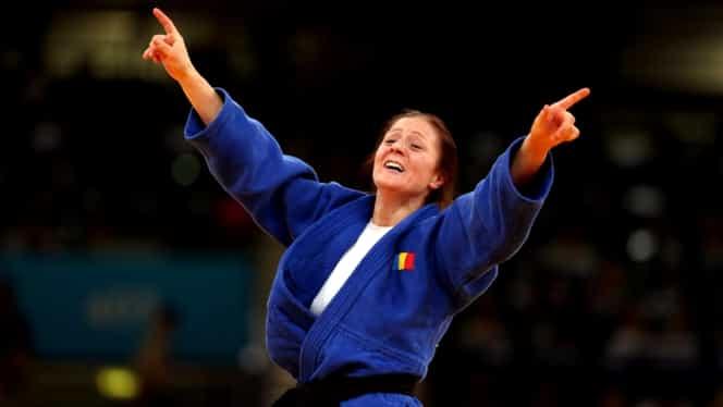PERFORMANŢĂ! România a obţinut două medalii de aur în Grand Prix-ul de judo de la Taşkent!