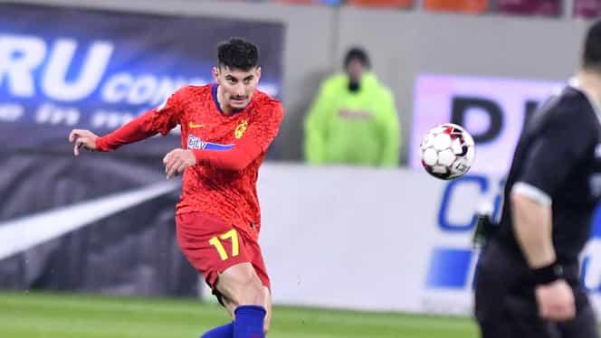 Lovitură pentru FCSB chiar înainte de derby-ul de la Cluj, cu CFR. Iulian Cristea este out. Exclusiv