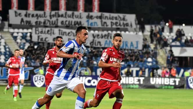Poli Iaşi – Dinamo 2-0 în Casa Pariurilor Liga 1. VIDEO cu rezumatul! Patru eșecuri în cinci meciuri pentru dinamoviști
