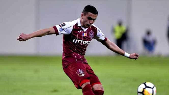 Cristian Manea, transfer-bombă la AS Roma! Ce salariu va avea la formația din Serie A! EXCLUSIV