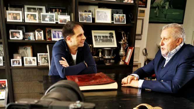 Dan Negru dezvăluie secretele lui Ilie Năstase: Înjurăturile lui Țiriac, Joe Biden – păcălit și pumnul din falca lui Muhammad Ali
