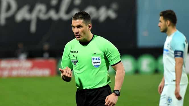 Domiciliul lui Istvan Kovacs încinge meciul CFR Cluj – FCSB. Arbitrul delegat la derby locuiește în orașul echipei lui Dan Petrescu