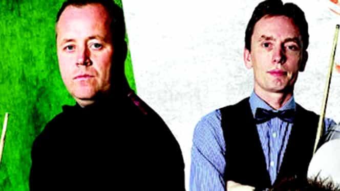 Marii campioni de snooker John Higgins şi Ken Doherty, dați jos din avion! Motivul a fost… lichid!