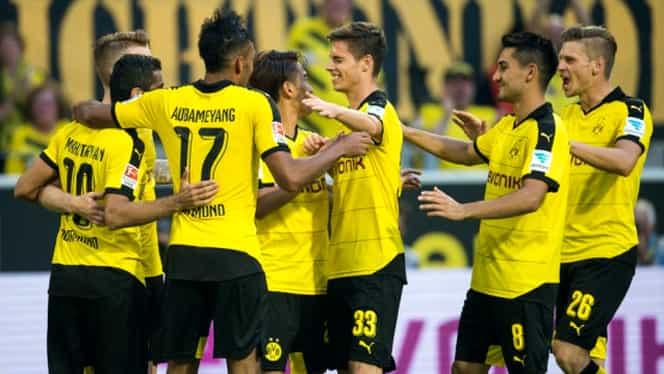 Dortmund nu se mai OPREŞTE! Vîrful naţionalei Germaniei, TRANSFERAT de Borussia