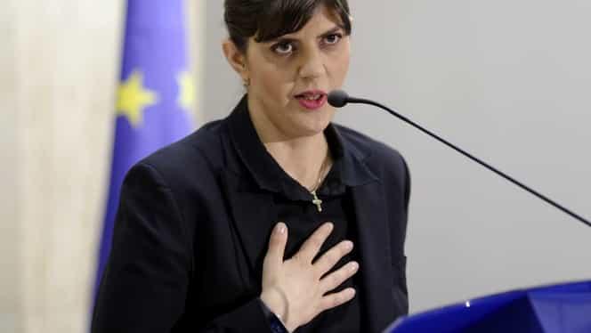"""Tudorel Toader, reacție după ce Laura Codruța Kovesi a câștigat la CEDO: """"Președintele nu a revocat-o în baza propunerii mele"""". Video"""