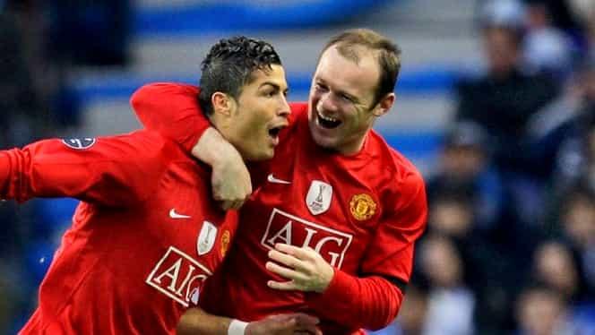 Visul american al lui Beckham! Cuplul Rooney-Ronaldo poate fi refăcut în MLS