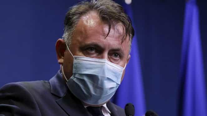 Câți pacienți Covid-19 au cerut externarea din spitale după decizia CCR. Anunțul ministrului Nelu Tătaru