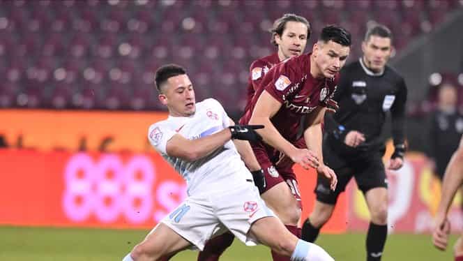 CFR Cluj, avantajată de arbitri în duelurile cu FCSB. Analiză meci cu meci în ultimele 3 sezoane