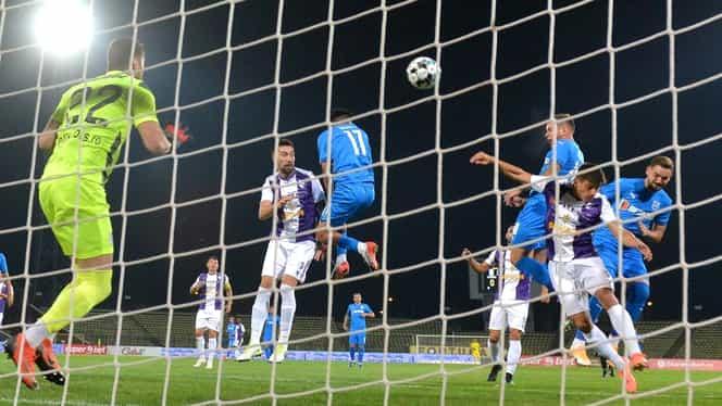 FC Argeş – Universitatea Craiova 1-2. Oltenii câștigă chinuit în Trivale, dar sunt lideri cu maximum de puncte. Primele reacții. Video