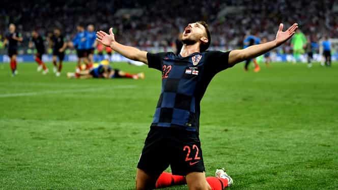 Croaţia, a doua finalistă de la Campionatul Mondial 2018