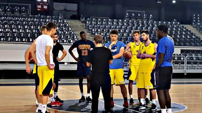 Cuza Sport Brăila, victorie clară la primul meci după înjunghierea baschetbaliștilor americani