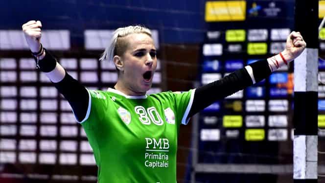 Paula Ungureanu, premiată de EHF! Ce distincţie importantă a primit