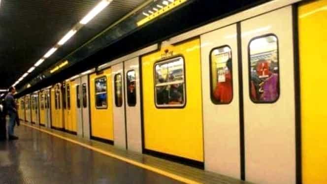 Un român s-a aruncat în faţa metroului în Napoli. Bărbatul a murit la spital