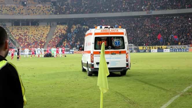 """Porumboiu critică atitudinea lui Feșnic la duelul Cristea – Perovic: """"Inadmisibil! Trebuie să ceară ambulanța imediat"""". EXCLUSIV"""