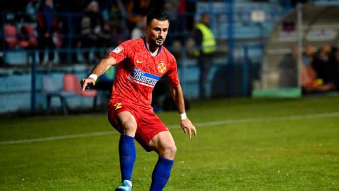 """Bogdan Vintilă, discuţie cu Vali Creţu! Antrenorul l-a atenţionat să nu ia """"galben"""" pentru că lipseşte în derby! EXCLUSIV"""