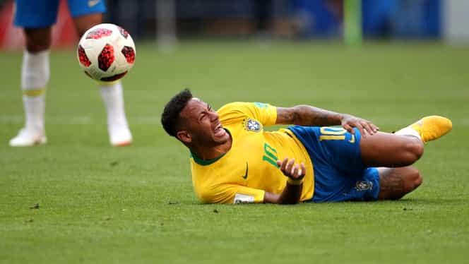 Neymar, ironizat de copii la un antrenament. Cum l-au imitat puştii. Video viral