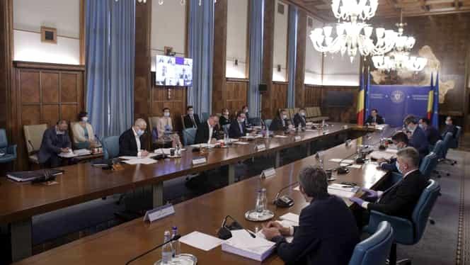 Guvernul României, sprijin pentru angajații cărora li se reduce timpul de muncă. Ce indemnizație va plăti Executivul