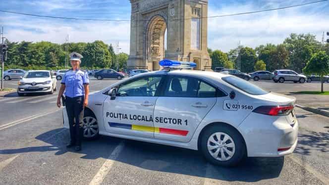 Scandal la Poliția locală din Sectorul 1. Peste 50.000 de ore suplimentare trecute ilegal în timpul pandemiei