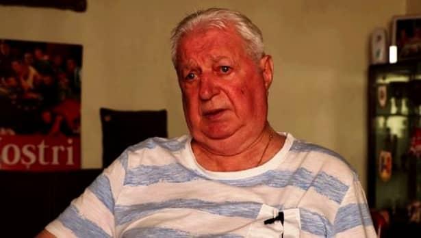 """Constantin David, alias Titi """"Flencea"""", """"Academicianul Profesor Doctor în Științe Alcoolice"""" de la Dinamo, este supărat tare pe ce se întâmplă acum la echipa sa de suflet. Sursa foto: sport.ro"""