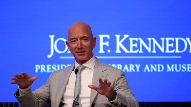 Jeff Bezos, cel mai bogat om din lume, tocmai ce și-a lăsat angajații fără beneficiile de sănătate
