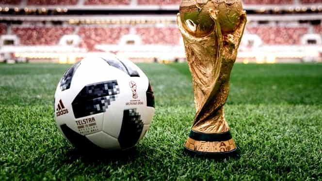 Mingea oficială a Campionatului Mondial 2018. Cât costă Telstar 18