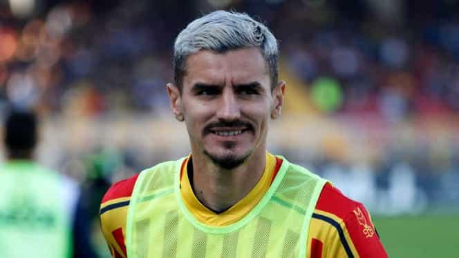 Romario Benzar, destinație surpriză. O echipă din Danemarca îl dorește pe fundașul lui Lecce