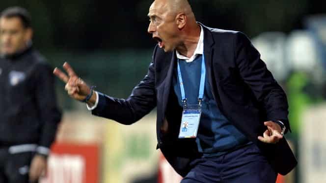 Antrenorul lui ACS Poli, pe FĂRAŞ! Cine îl poate înlocui