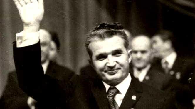 Nicolae Ceauşescu a spus cel mai tare banc din istorie! Elena Ceauşescu a râs în hohote. VIDEO