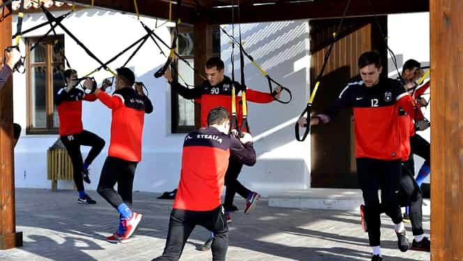 """Fostul preparator fizic de la FCSB demontează mitul TRX: """"Nu ajută la meciuri"""""""