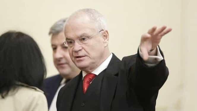 Eugen Nicolicea a rămas repetent la facultate! Trecutul controversat al propunerii PSD pentru ministerul Justiției