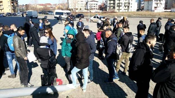 Video. Dinamo smulge remiza pe final, dar rămâne în play-out