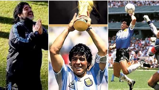 A murit Diego Maradona! Cel mai mare fotbalist din toate timpurile a făcut stop cardio-respirator! Primele rezultate ale autopsiei