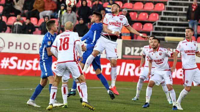 """Dinamo, OUT din play-off pentru al treilea an la rând! Toate speranțele """"câinilor"""" s-au spulberat după victoria Botoşaniului"""