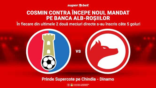 (P) Contra are șanse mari să redebuteze cu victorie la Dinamo