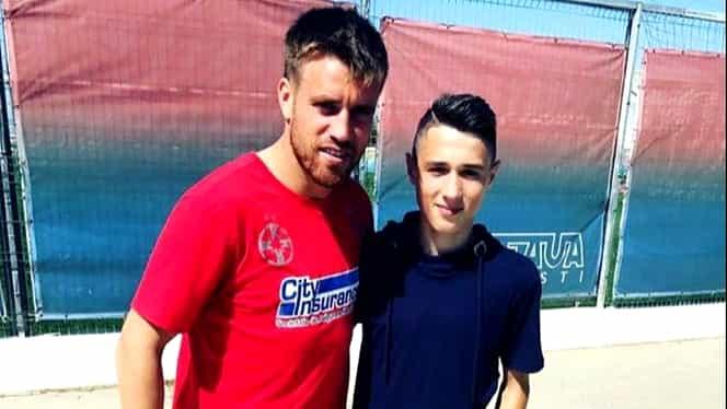 """Cine este Adrian Niță, autor al unei duble în primul amical jucat de FCSB! Are 16 ani și este remarcatul lui MM Stoica: """"O să auziți de el!"""""""