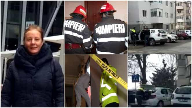 Cum s-a petrecut crima din Cernavodă. De ce îl invitase profesoara în casă pe criminal