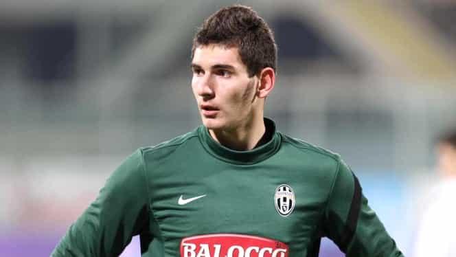 Juventus l-a împrumutat pe Brănescu în Ungaria!