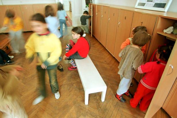 Copiii de la o creșă din Năvodari, nevoiță să se spele cu apă din WC