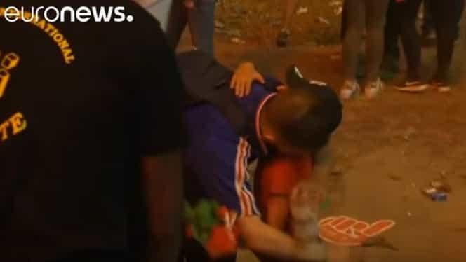 VIDEO. Cel mai emoţionant moment de la Euro! Super gestul unui puşti