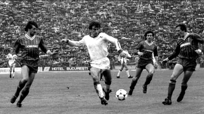 """Cine a pregătit, de fapt, Dinamo în '84, la calificarea în semifinalele Cupei Campionilor? Dinu susține că el, foștii jucători îl contrazic. Ce spunea fostul """"principal"""" despre Procuroru'"""