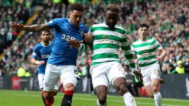 """Video. Scântei şi spectacol în """"Old Firm""""! Celtic, victorie în inferioritate numerică!"""