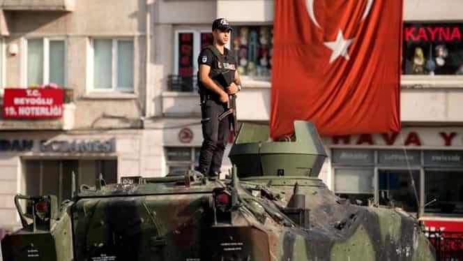 Măsuri extreme după puciul eşuat din Turcia. Ankara suspendă Convenţia Europeană a Drepturilor Omului
