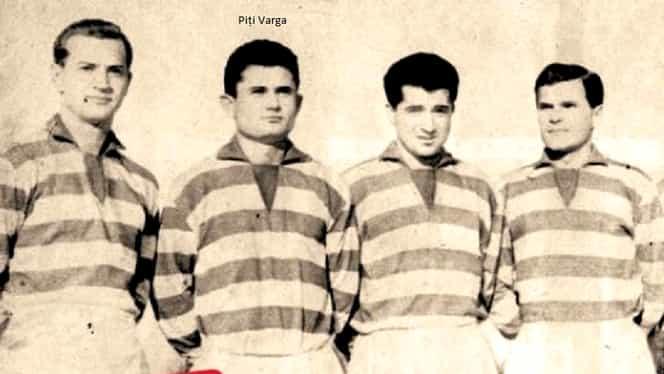 """Piţi Varga, mai """"candriu"""" decât """"Mopsul"""" ori """"Gâscanul"""". Şi la fotbal, şi la şpriţ!"""