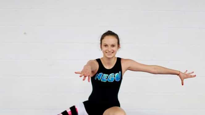 A murit Emma Neagu, concurenta de la Românii au Talent! Micuța gimnastă avea 15 ani
