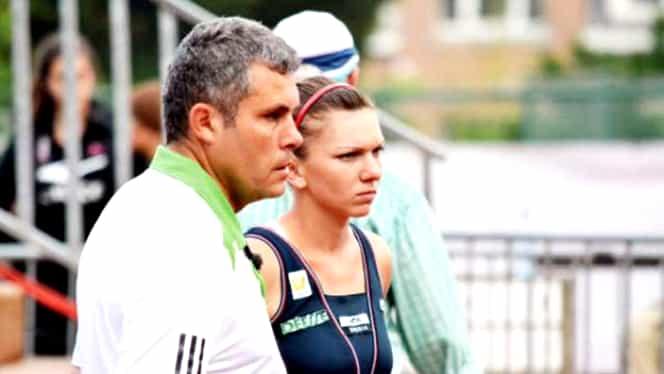 """Firicel Tomai, fostul antrenor al Simonei Halep, INTERVIU EVENIMENT: """"Când a fost vorba să se opereze la sâni a avut un moment de panică! Din cauza bustului are și problemele la spate"""" Marginalizată de colege: """"Fiind machedoancă, era cam singură"""". EXCLUSIV"""