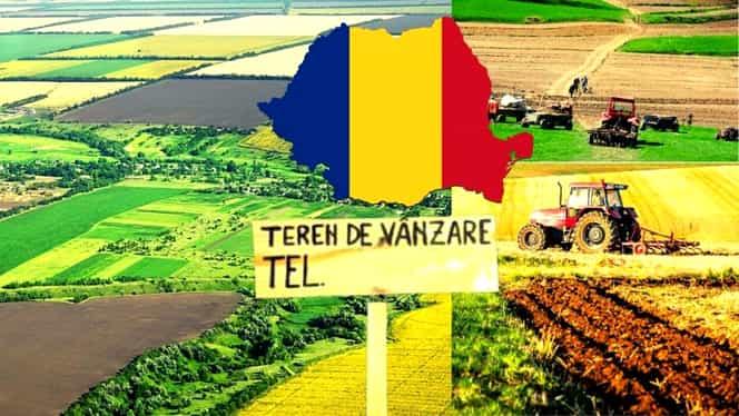 Cum a ajuns România un El Dorado agricol! Țara cu cel mai ieftin pământ din Europa