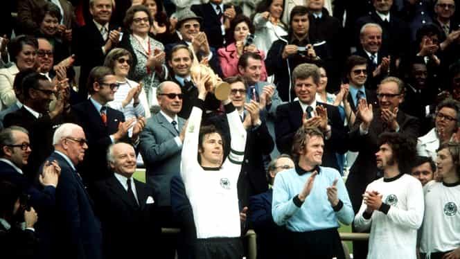 Video. Visul lui Cruyff, năruit de Beckenbauer şi Germania de Vest! Cum a ratat România Mondialul din 1974
