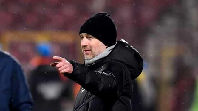 """Edi Iordănescu anunță fotbal-șampanie la Cluj, după 5-0 cu FC Argeș: """"Reconstruim modelul de joc"""""""